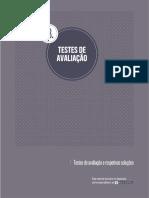 Guia do Professor - Testes de Avaliaá∆o.docx