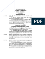 Code de commerce articles 477 à 634