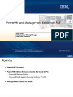 PowerVM & Management Edition for AIX