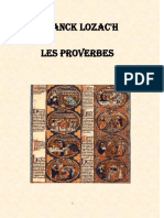 La Bible VI Les Proverbes Les Cinq Rouleaux 621 Pages