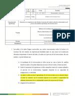 Examen parcial (corte II) Didáctica de la lectoescritura - 2020 - II
