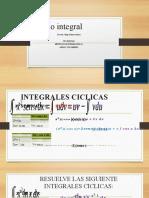 Cálculo integralclase
