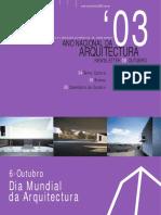 Ano Nacional da Arquitectura 03