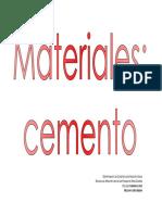 02 materiales hormigón-cemento