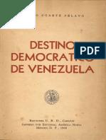 [1960] - Destino Democrático de Venezuela