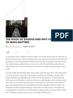 The Book of Exodus and Why Coming Back to Mass Matters.pdf