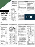 SANWA YX360TRF MULTITESTER.pdf