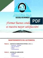 TEMA   1 - 2 - 3 - NORIEGA CAR