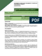 P12-06 Procedimiento de Verifica, seguim y Control de Infracciones T.
