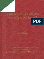 III Vimuktisena, Haribhadra, Gareth Sparham - Abhisamayalamkara with Vrtti and Aloka III(2009, Jain Publishing Company) - libgen.lc.pdf