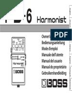 manual Boss PS-6