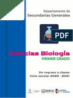 Ciencias 1 Biologia