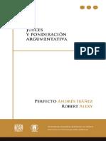 Jueces y ponderacion argumentativa - alexy.pdf
