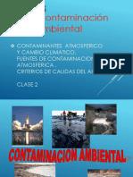 CLASE2 - CONTAMINATES ATMOSFERICOS