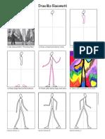 Desenhe-like-Giacometti