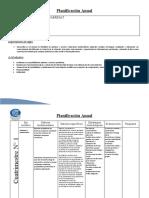 Planificación y programa 2°año 2020