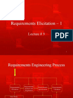 Software Requirement Engineering - CS708 Power Point Slides lecture-09
