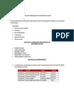 Acta FDF Fidelización 03 de Noviembre  de 2020
