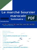 [PDF] Le Marché Boursier Marocain