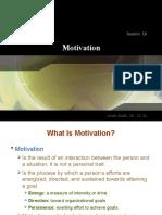 9. Motivation