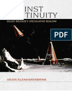 Arjen Kleinherenbrink - Against Continuity