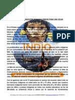 informe indigena