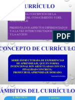 7. CURRICULO, CURRICULUM Y COMPETENCIA