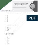 8423-MA- MAE-07 - %C3%83%C2%81lgebra de Polinomio -Santiago 2017 C6 (7%25)