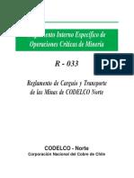 R-033 - 2006 Sirve