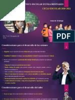 DIAPOSITIVAS FASE EXTRAORDINARIA CTE 2020-21