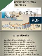 la produccion de energia electrica