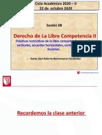 Derecho de La Libre Competencia II  ROB