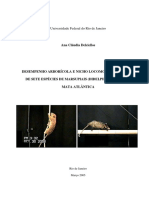 Dissertação 2005 - Desempenho arborícola e nicho locomotor potencial de sete espécies de marsupiais da Mata Atlântica - Ana Cláudia Delciellos.pdf