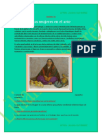 ARTE Y CULTURA SEMANA 33