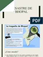 Bhopal Desastre