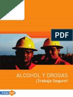 Alcohol y Drogas GUIA DE APRENDIZAJE