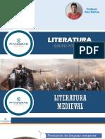 LITERATURA T05-LITERATURA MEDIEVAL (Mío Cid)