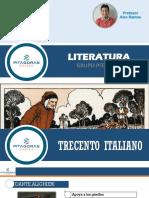 LITERATURA T06-LITERATURA MEDIEVAL (Divina comedia)