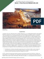 Cultura estratégica y política exterior de los EEUU _ Geopolitica.RU