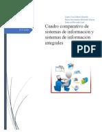 Cuadro sistemas de información integrales