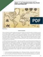 """El """"Estado profundo"""" y las transiciones políticas en las """"democracias nacionales"""" _ Geopolitica.RU"""