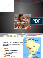 7°Básico Incas