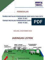 1. SISTEM 1 FASA - 3 FASA