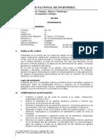 Silabo Petrografía_María Marquina_Mayo2020 (1)