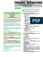 IM Case Presentation 02 - Edema (Alcoholic Cirrhosis)