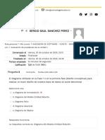 Evaluación de presaberes de la unidad 1 bdd II