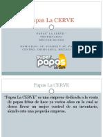 Papas La CERVE