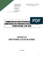 Module_Histo Géo