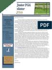 Gateway Junior PGA Golf Newsletter   February 2011