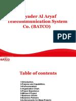 BATCO_ Presentation